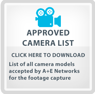 Approved Camera List