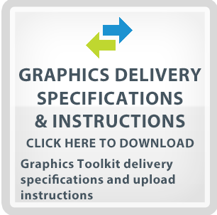 Graphics Delivery Specification And Instructions