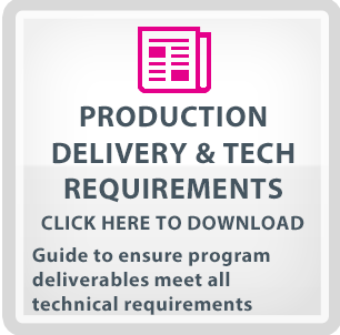 Production Delivery Technical Requirements